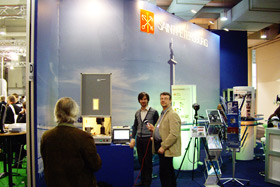 �������� ����� �� HANNOVER MESSE 2009