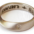 декоративная гравировка на кольце