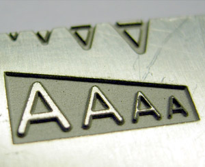 шрифт гост со знаком диаметра