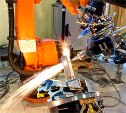 Robotic Systems for Welding and Cutting.
